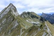 Wunderbares Bergpanorama (bei schönem Wetter)