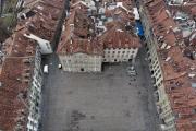 Blick auf den Münsterplatz