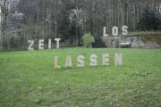 ZEIT LOS LASSEN - Poesie am Ort der letzten Ruhe