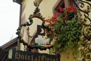 Riquewihr, Hôtel à l'Oriel