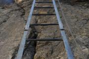 Klettersteig Kandersteg-Allmenalp (Einstieg)