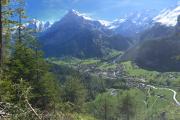 Klettersteig Kandersteg-Allmenalp (Abschluss)