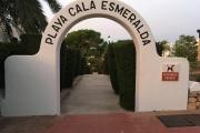 Playa Cala Esmeralda