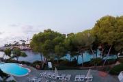 Inturotel Esmeralda Park (Blick von der Terrasse des Appartements S-204)