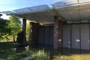 Fondation Beyeler, Gebäude von Renzo Piano