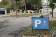 """03 INNEHALTEN (Ausstellung """"ZEIT LOS LASSEN"""", Schosshaldenfriedhof, Bern/Ostermundigen 2019)"""