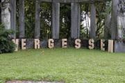 """05 VERGESSEN (Ausstellung """"ZEIT LOS LASSEN"""", Schosshaldenfriedhof, Bern/Ostermundigen 2019)"""
