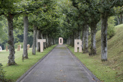 "09 TOR (Ausstellung ""ZEIT LOS LASSEN"", Schosshaldenfriedhof, Bern/Ostermundigen 2019)"