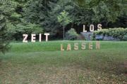 16 ZEIT LOS LASSEN (Schosshaldenfriedhof, Bern/Ostermundigen 2019)
