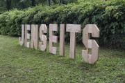 """21 JENSEITS  (Ausstellung """"ZEIT LOS LASSEN"""", Schosshaldenfriedhof, Bern/Ostermundigen 2019)"""