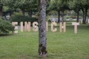 """24 EINSICHT (Ausstellung """"ZEIT LOS LASSEN"""", Schosshaldenfriedhof, Bern/Ostermundigen 2019)"""