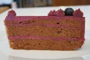 Heidelbeer-Buttercreme-Torte