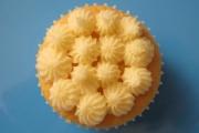 Herzchen-Cupcake