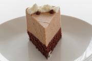 Maroni-Mousse-Torte