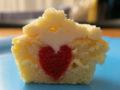 Herzchen-Cupcakes