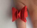 Origami-Schmetterling